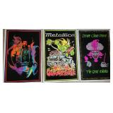 Psychedelic Music Art Poster