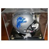 3030: Detroit Lions Matthew Stafford Full Size Helmet