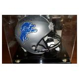 3031: Detroit Lions Matthew Stafford Signed Full Size Helmet