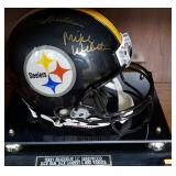 3037: Pittsburgh Steelers with Mike Webster, Terry Bradshaw etc.