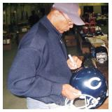 The Great Gayle Sayers Autographing