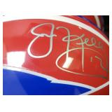 3090: Buffalo Bills, Jim Kelly Signed Full Size Football Helmet