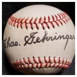 3104: Detroit Tigers, Charlie Gehringer