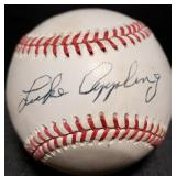 3143: Hall of Fame, Luke Appling Autographed Baseball