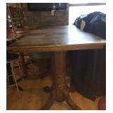 Great Quality Solid Wood High Top Tables