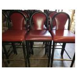 Large Quantity of Restaurant Seating Chairs