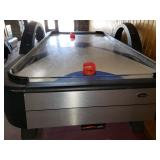 Sportcraft Turbo Air Hockey Game