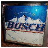Busch Beer Mirror