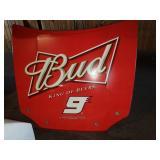 Budweiser NASCAR Hood Promo