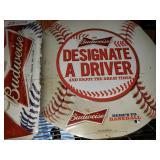 Budweiser Baseball Designate A Driver Promo