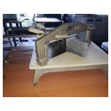Vegetable and Cheese Slicer