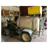John Deere 1511 Turf Sprayer