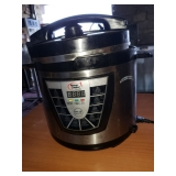 Power Cooker Plus Pressure Cooker