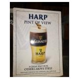 HARP Beer Promo