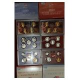 2009-2010 US Silver Proof Sets & US Mint Proofs