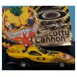 3018: Scotty Cannon 1:24 Funny Car