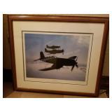 Nightwatch. Corsair & 2 Mustangs