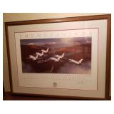 Thunderbirds. Signed by William S. Phillips