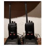 Motorola Radius SP50 Walkie Talkies