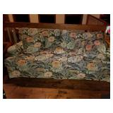 Floral Print Sofa Couch 1