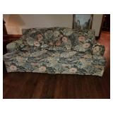 Floral Print Sofa Couch 2