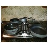 Bialetti Pots & Pans with Bakeware Grouping