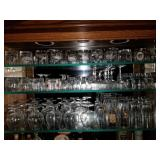 Barware Collection of Various Glasses