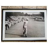 Huge Ben Hogan 1950 US Open 18th Hole Photo