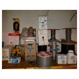 Home Security and Cable Group Lot