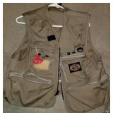 Sterns MEDIUM 40-42 Fly Fishing Vest