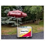 Haagen-Dazs Portable Vendor Freezer