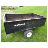 Crafftsman Yard Cart