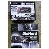 Schumacher & DieHard Battery Chargers/Maintainers