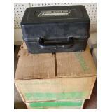 Trap & Skeet Targets and Shotgun Ammo Box