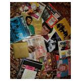 Collection of LP Vinyl Record Albums