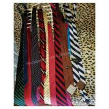 Large Assortment of Quality Neck Ties