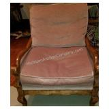 Pair of Elegant and High Quality Side Chairs