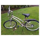Land Rider Auto Shift Bicycle.  Like New!