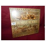COMPACT DISC SET THE MUSIC OF WWII