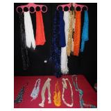SCARVES AND RIBBON NECKLACES. BEAUITFUL