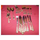 NATIONAL STAINLESS FLATWARE