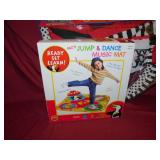 JUMP DANCE MAT FOR CHILDREN & PLAY MAT FOR BABY