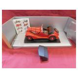 DELUXE COLLECTION DIE CAST 1940 BMW 328 MODEL IN