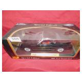 MAISTO CAR MODEL IN ORIGINAL BOX 2002 FORD