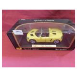 MASITO CAR MODEL SPECIAL EDITION OPEL SPEEDSTER