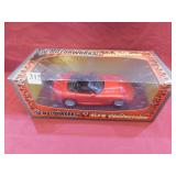 CAR MODEL ORIGINAL BOX 2003 DODGE VIPER