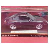 MAISTO CAR MODEL IN ORIGINAL BOX 911  PORSCHE