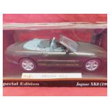 MAISTO SPECIAL EDITION JAGUAR XK8 1996 CAR MODEL