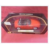 MAISTO SPECIAL EDITION BMWZ4 CAR MODEL IN