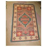 TIGHTLY WOVEN AREA RUG 5